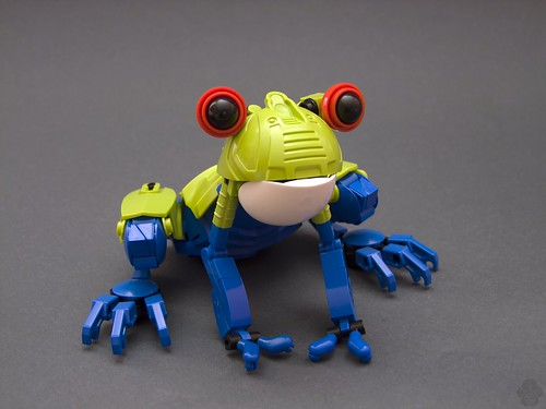 Ghekula Frog