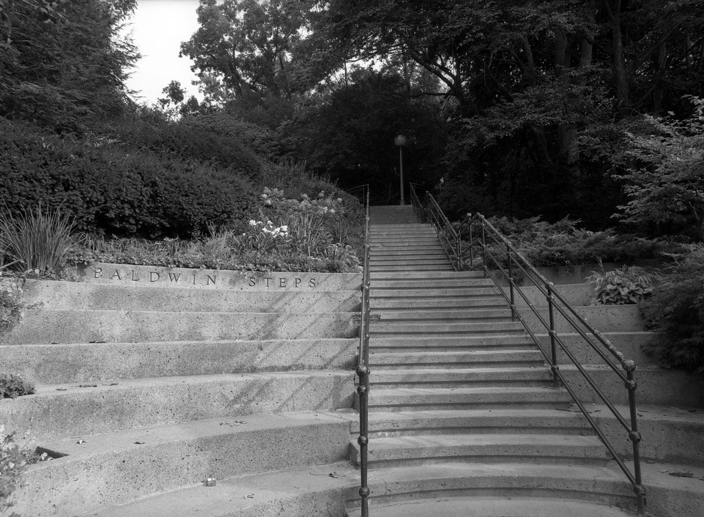 Project:1867 - Baldwin Steps