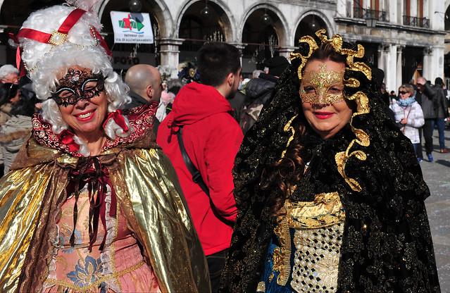 Carnival of Venice, Italy, February 107