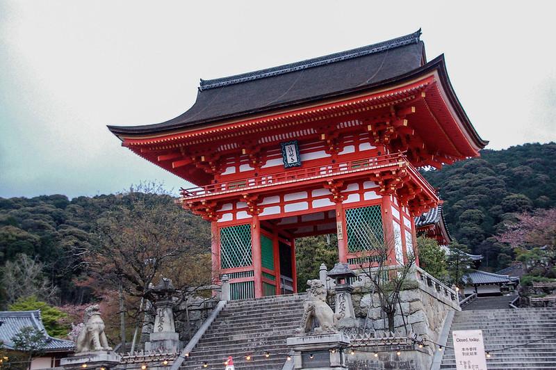 京都清水寺 (2)