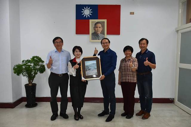 玉書宣誓成為台灣港務公司董事 (1)