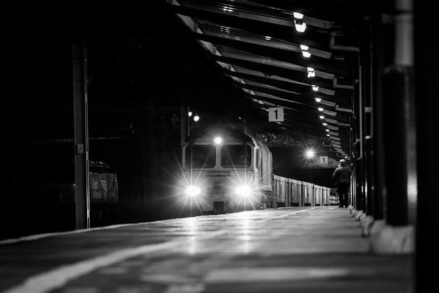 10/365 Night Time Freight