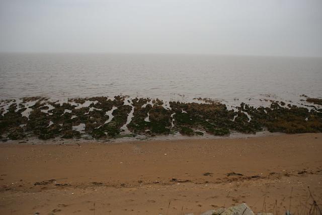 The Humber near Kilnsea