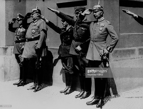 Wilhelm German Crown Prince 1882 to 1951 Potsdam Germany 3rd May 1934 | by arthur.strathearn