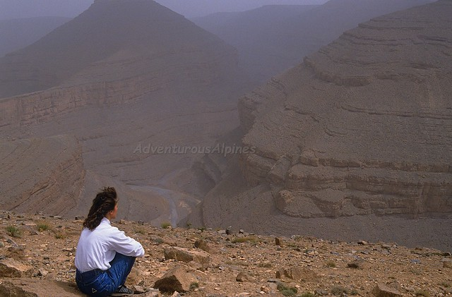 Dadès Gorges, Morocco