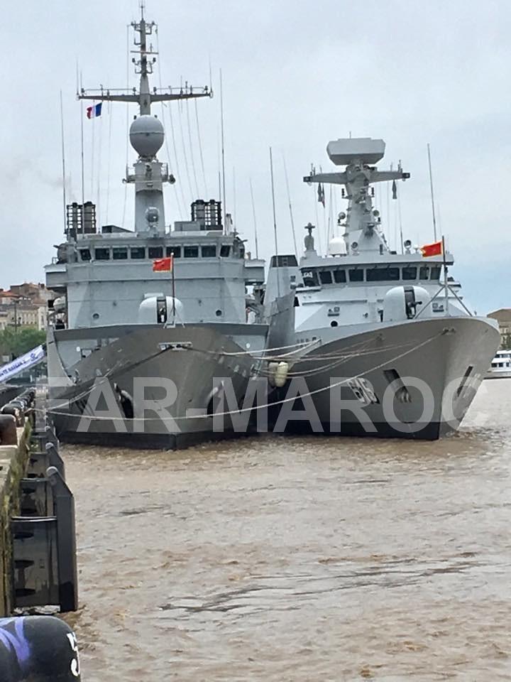 Royal Moroccan Navy Floréal Frigates / Frégates Floréal Marocaines - Page 14 40601216933_198c19bed3_b