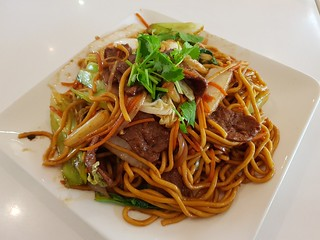 Hokkien Noodle Special at Loving Hut