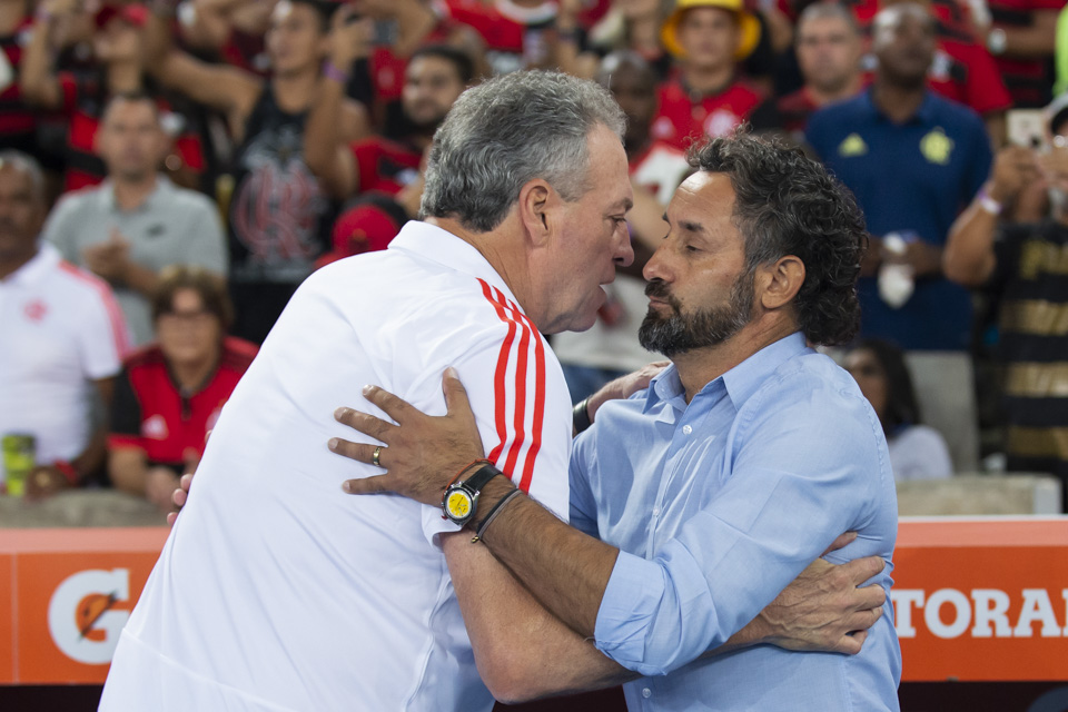 Flamengo 6 x 1 San José