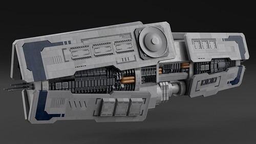 Yutu Class Sensor Cruiser