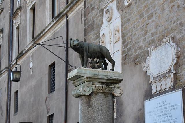 Roma, la Lupa