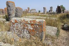 Khachkar at Noratus Cemetery, 03.09.2013.