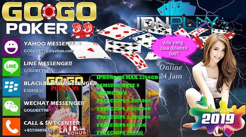 Event Poker IDNPLAY Terbesar 2019 | GOGOPOKER99