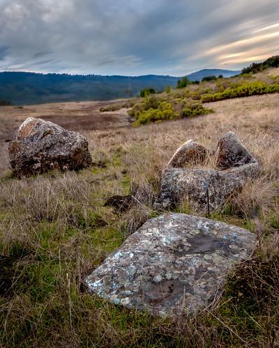 Scattered stones   by bgwashburn