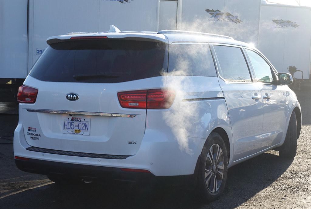 Kia North Vancouver >> 2019 Kia Sedona Sx District Of North Vancouver North Vanc