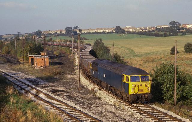 56011 Wingerworth. 25/10/1985.