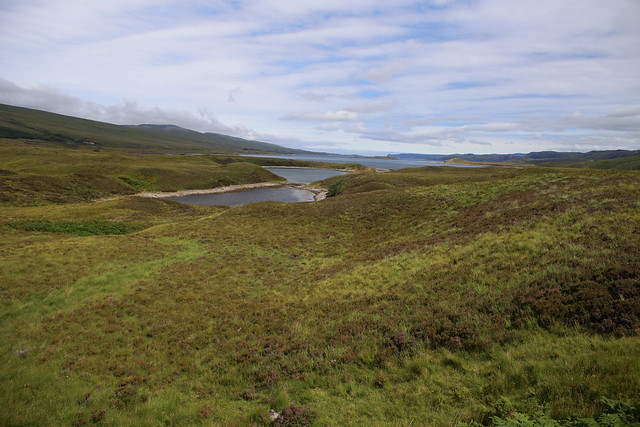 The southern end of Loch Eriboll