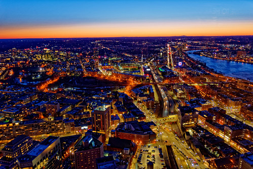 architecture brooksbos boston brooks fenway lights river charles sunset twilight aerial nikon massachusetts city evening geotagged cityscape sky skyline water