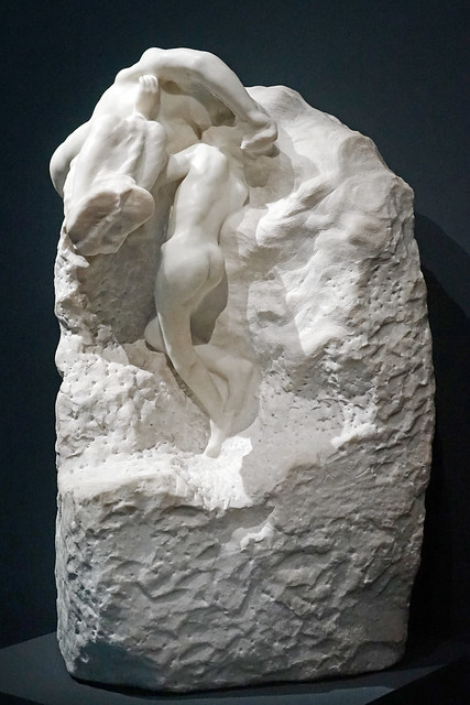 La Terre et la Lune d'Auguste Rodin (Grand Palais, Paris)