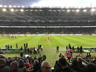 Twickenham Stadium: England vs New Zealand