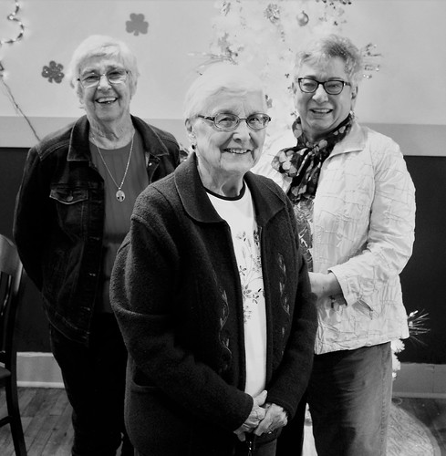 2019 Week 11- B&W Portrait - Strong Women | by lamb lady
