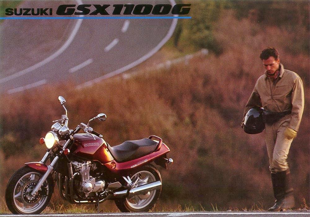 Suzuki GSX 1100 G 1993 - 3