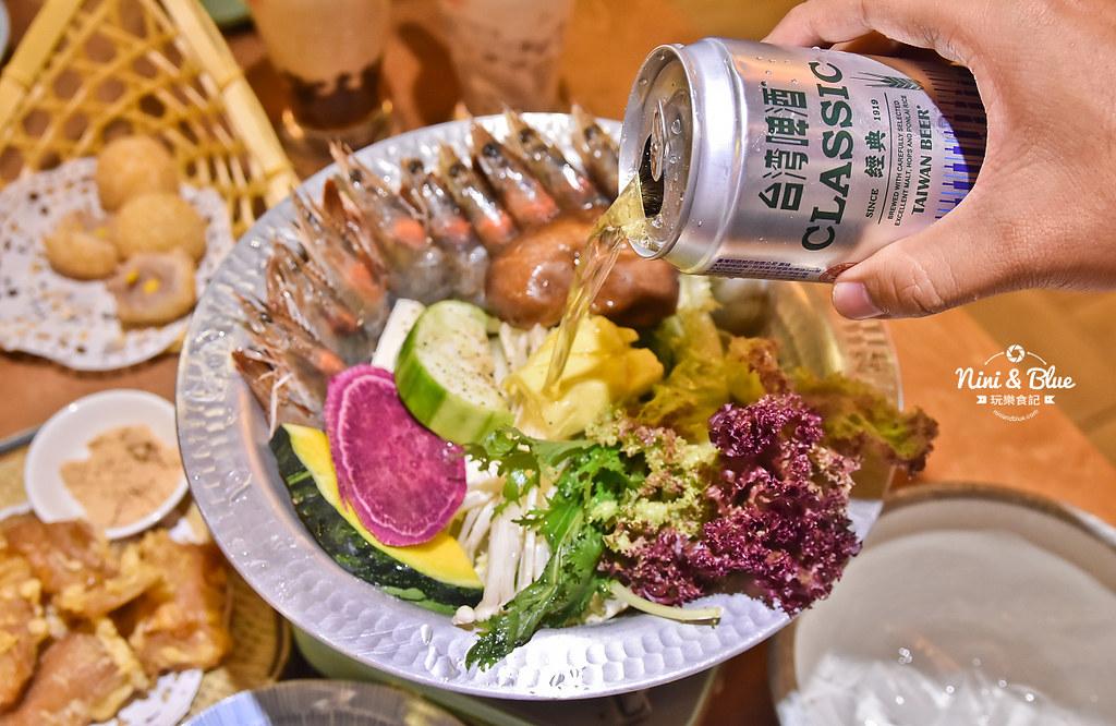 台中大墩美食|台灣經典啤酒蝦$380