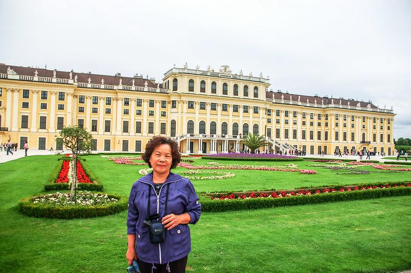 熊布朗宮皇家花園 5