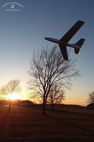 Foam Airplane (1) | by Everyday Snapshot