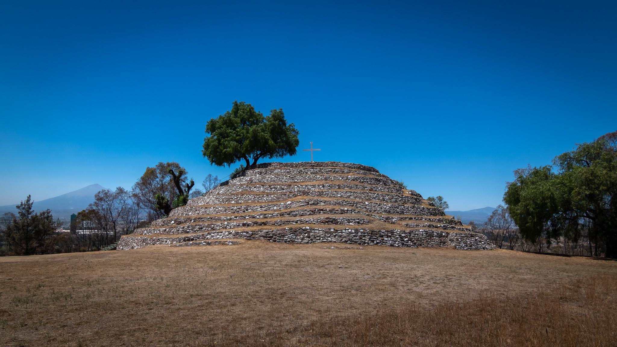 Xochitzeatl Cacaxtla - Tlaxcala - [Mexique]