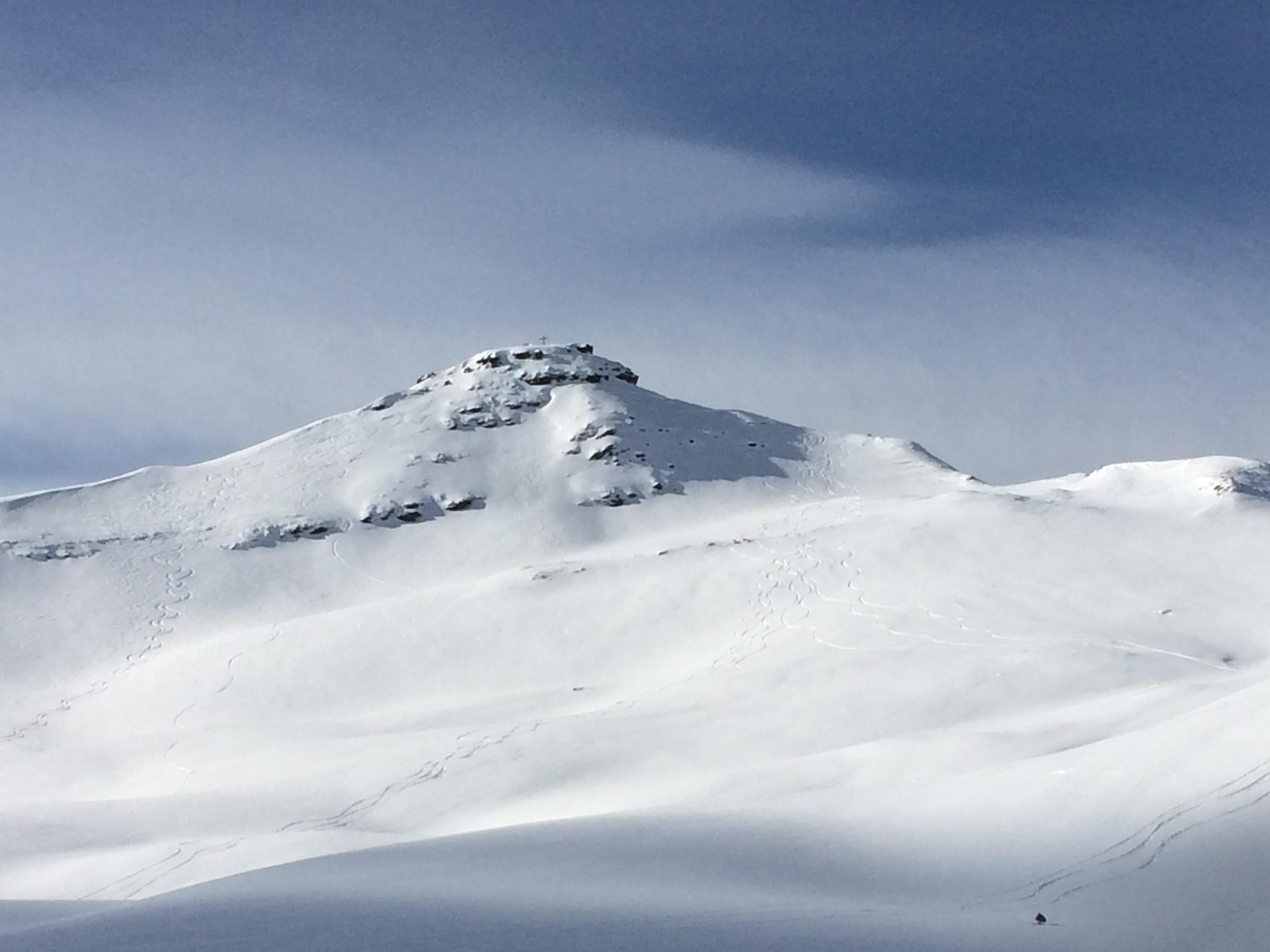 Skitour Hüenerchopf 2019