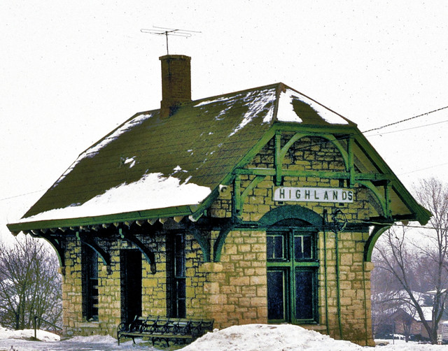 Highlands Station (Hinsdale IL)