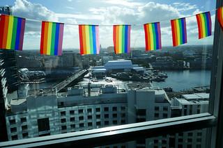 Sebastian Rice - Grant Thornton Pride celebrates Mardi Gras