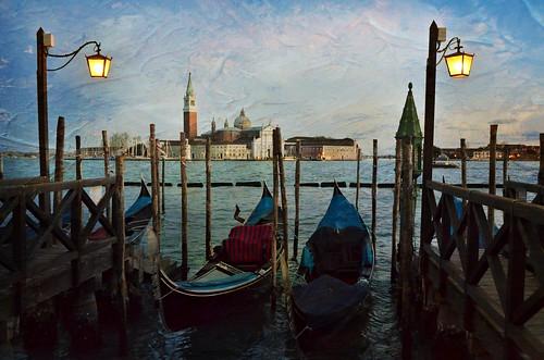venezia venice tramonto atardecer sunset venise venecia texture textura