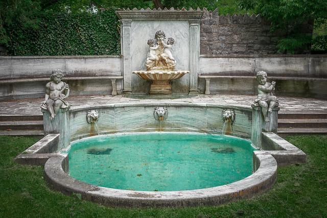 Sonnenberg Gardens & Mansion State Historic Park (Canandaigua, New York)