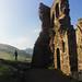 ruins & man