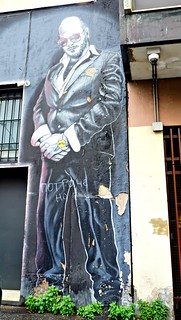 Herbert Baglionen gangsteri (Silvio's house)   by helipekkarinen