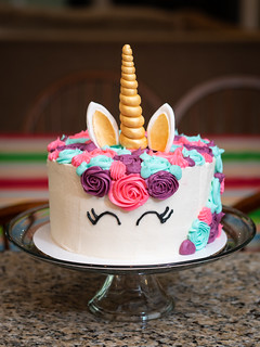 Unicorn cake | by chadsellers