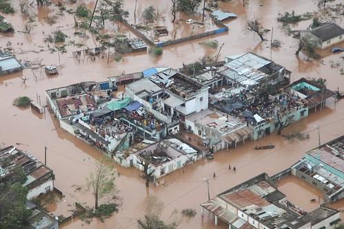 Mosambik / Mozambique : Nothilfe / Aide d'urgence