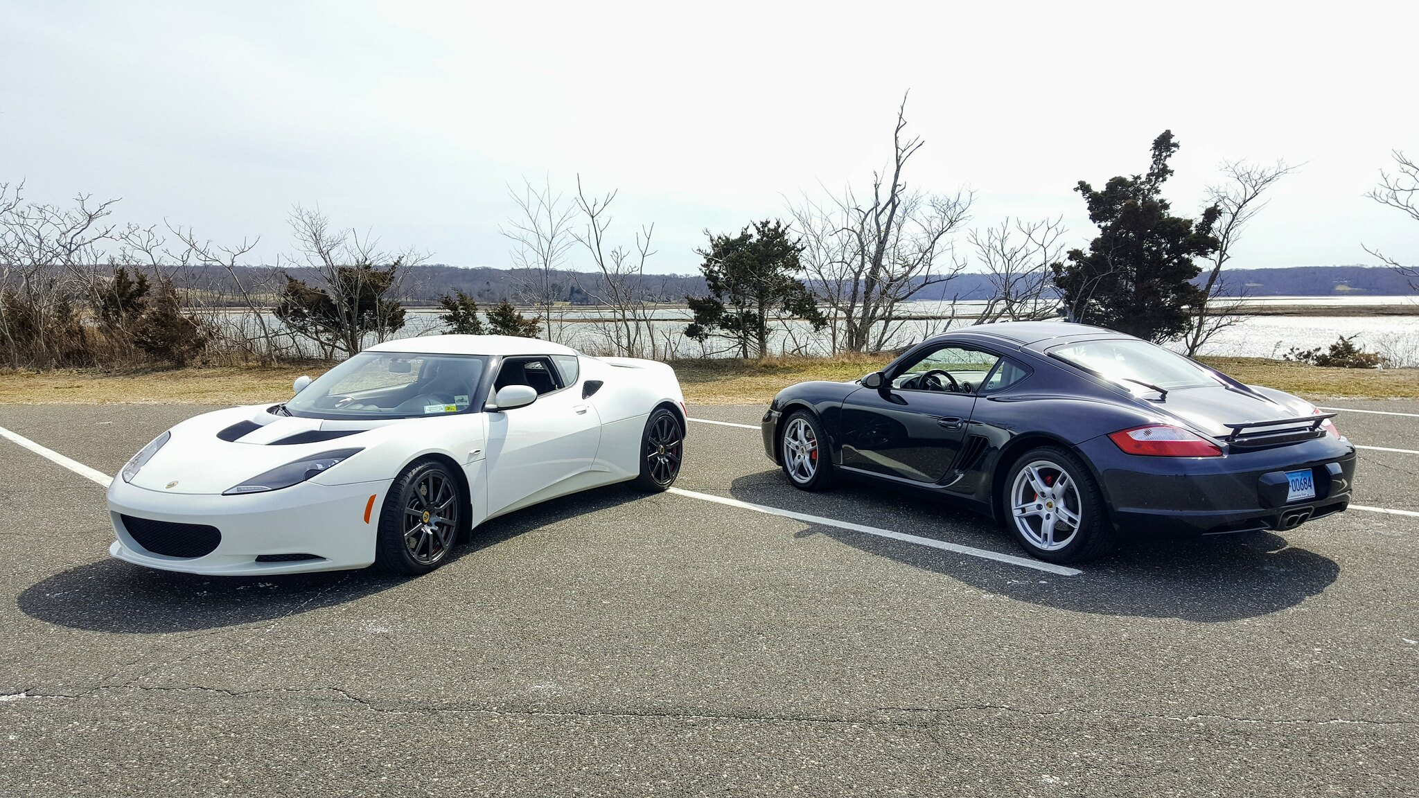 What Did You Do To Your Evora Today?