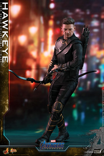 Hot Toys - MMS531 -《復仇者聯盟:終局之戰》鷹眼 Hawkeye 1/6 比例人偶作品
