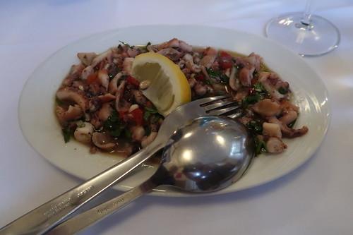 Polvo Vinagrette (= Oktopus in Vinaigrette)