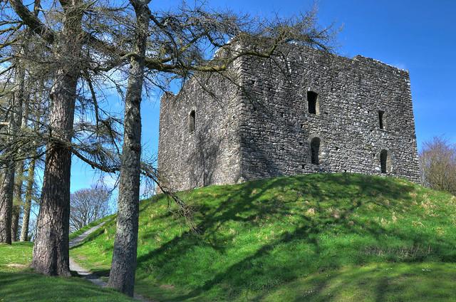 Medieval gaol, Lydford, Devon