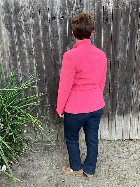 pink jacket 5