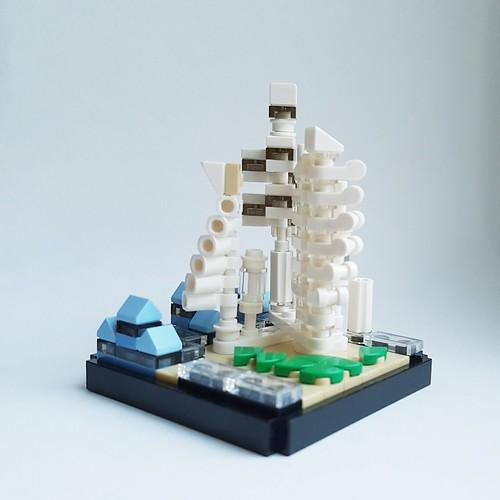Spine City MOC II