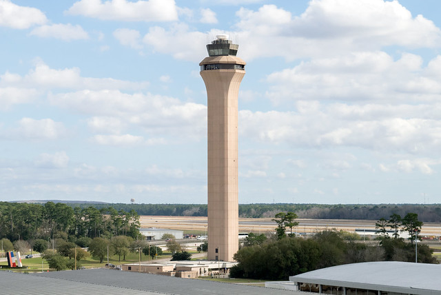 Air Traffic Control Tower, IAH 1901061509