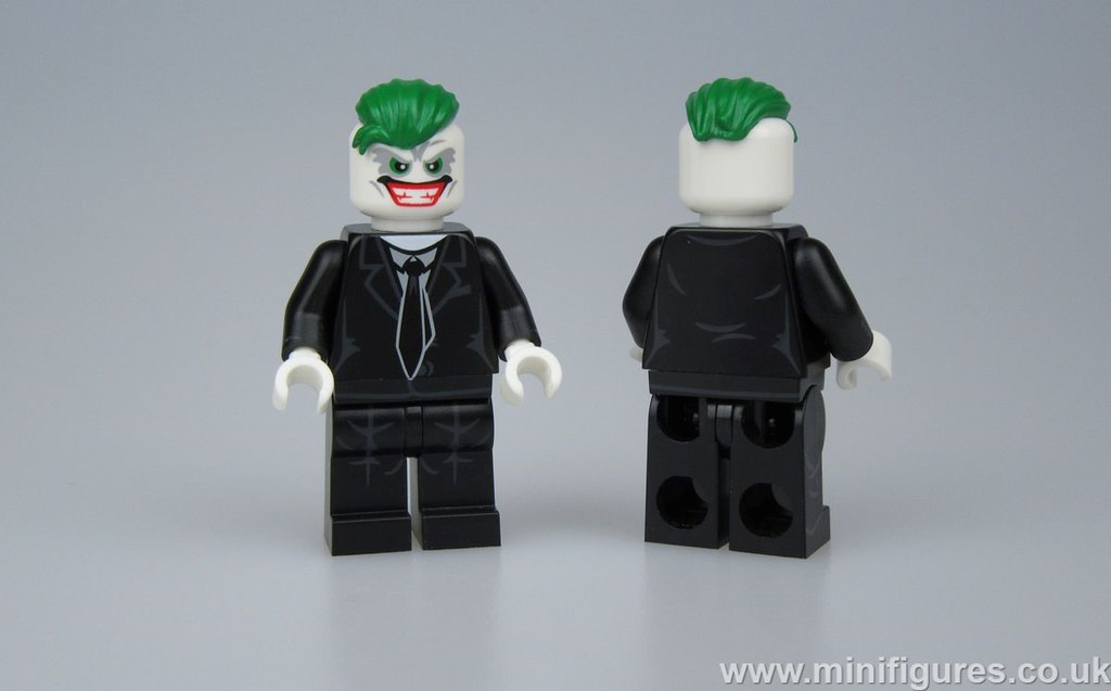 **NEW**DRAGON BRICK Custom Joker Lego Minifigure