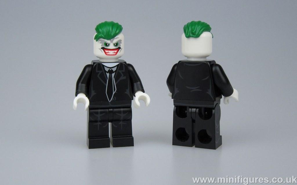 **NEW**DRAGON BRICK Custom Joker Lego Minifigure