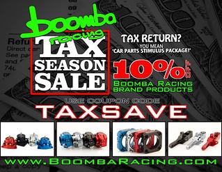 2017 tax season sale copy | by Boomba Racing