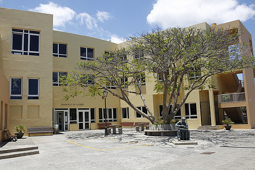 Residencia de Mayores de Agüimes