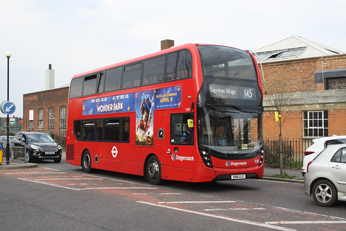 Stagecoach London 10319 SN16OJZ